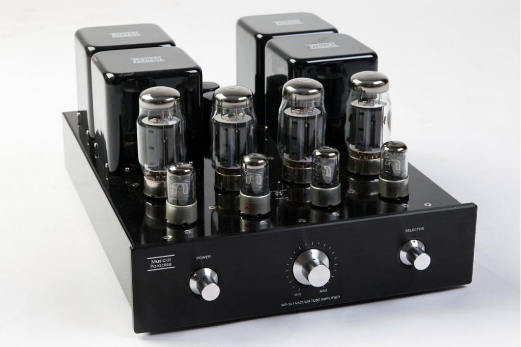 MP-501 V5 KT120 KT150 Tube Amplifier