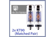 2x NEW Electro Harmonix KT90 EH KT90EH Power Vacuum Tubes, Matched Pair TESTED