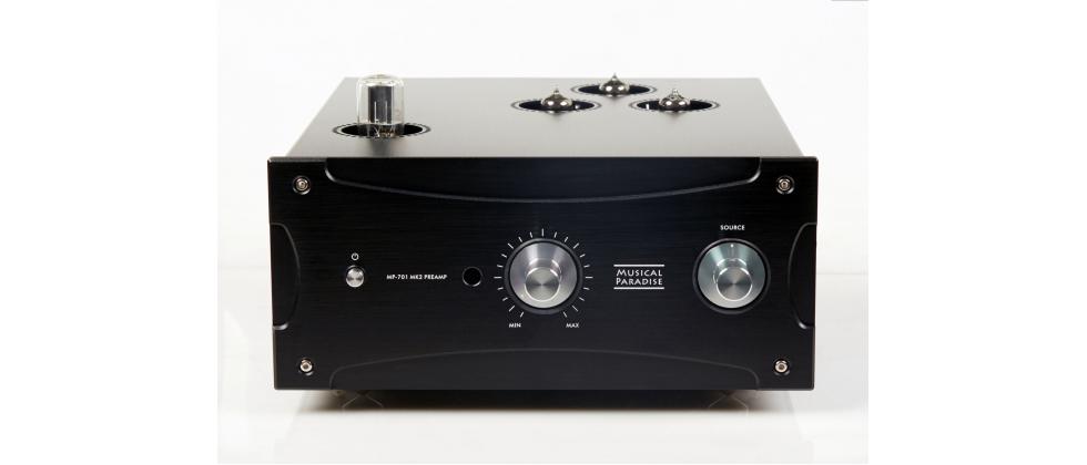 1 MP-701-MK2 Preamp