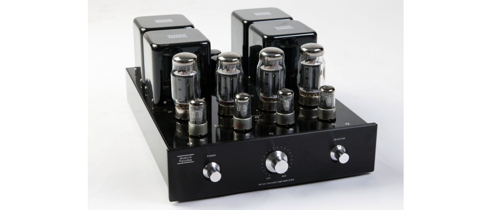 2 MP-501-V5 Amplifier